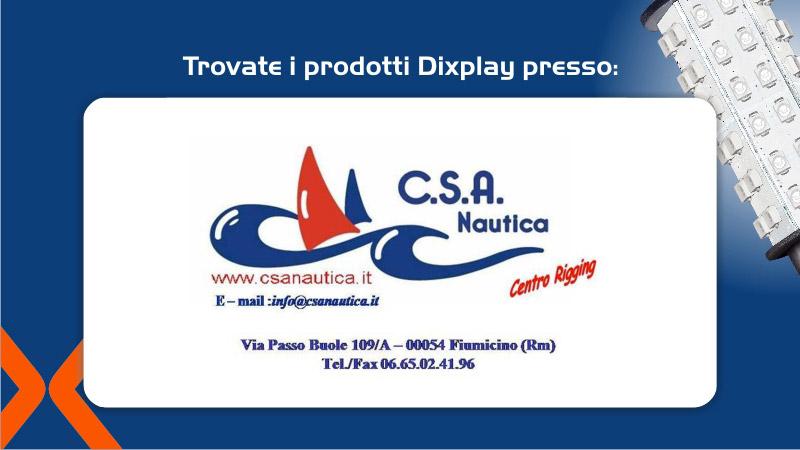 C.S.A. NAUTICA SRL